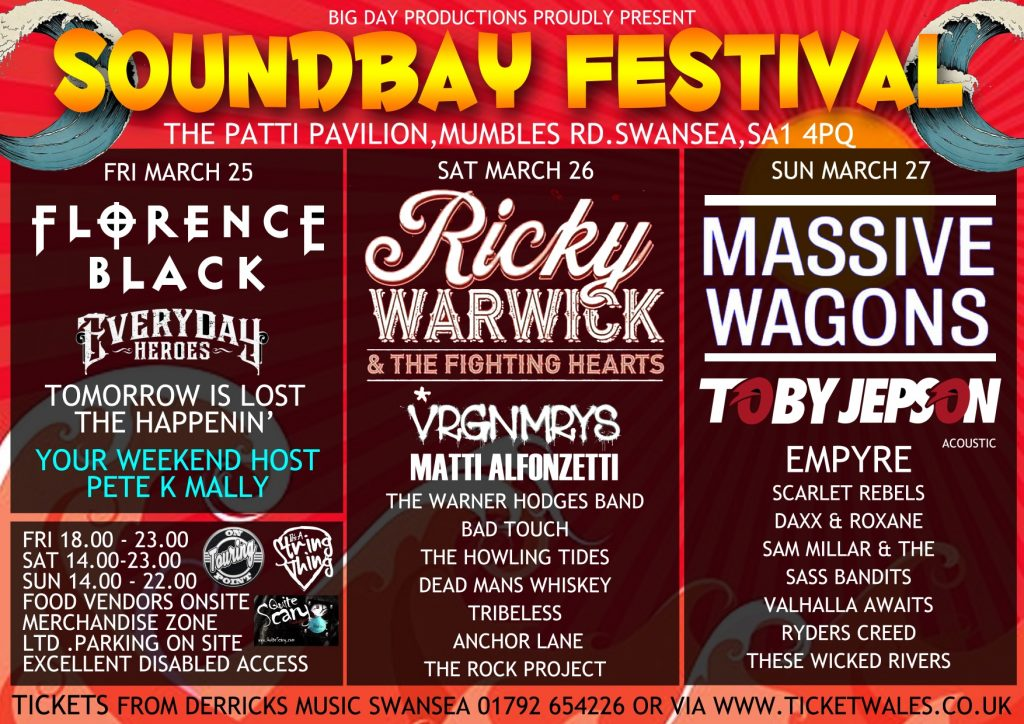 Soundbay Festival Swansea